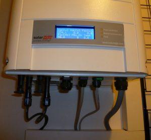 Wechselrichter einer Photovoltaik-Anlage